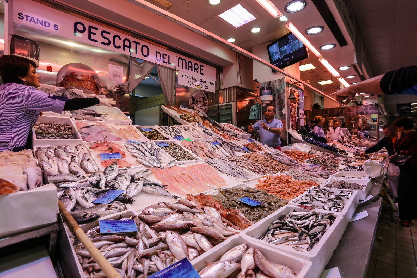 I mercati scopri porta palazzo - Mercato coperto porta palazzo orari ...