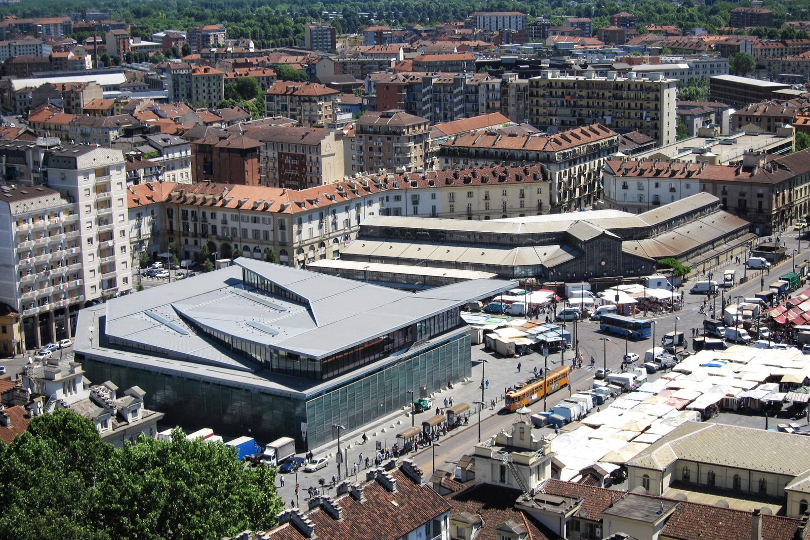 Piazza della repubblica scopri porta palazzo - Mercato coperto porta palazzo orari ...