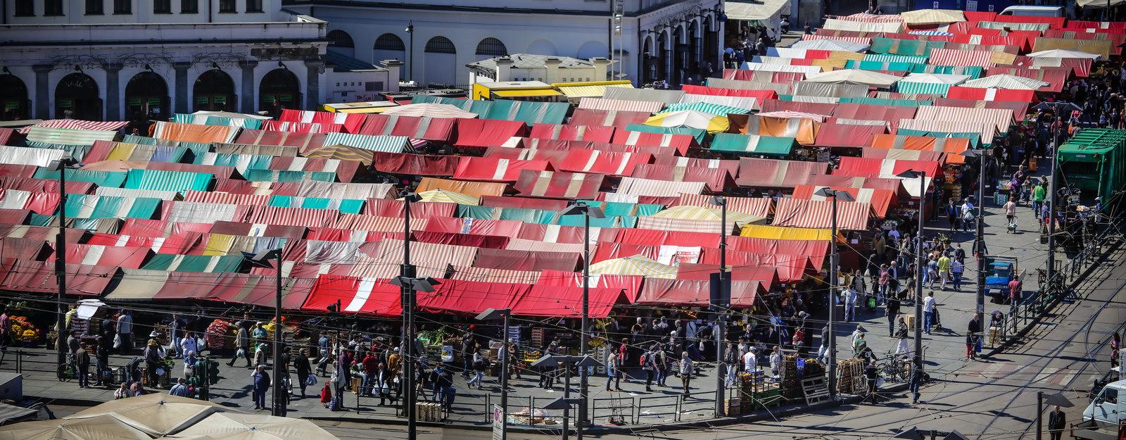 Il mercato di porta palazzo su rai5 scopri porta palazzo - Mercato coperto porta palazzo orari ...