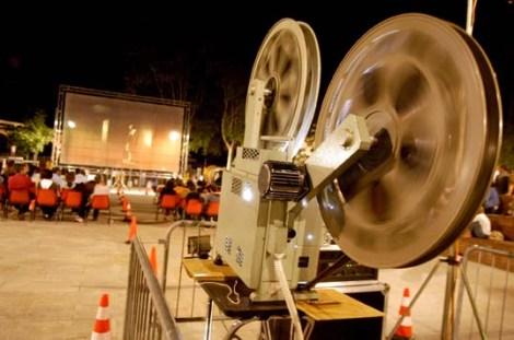 cinema all'aperto, Notte bianca al Balon
