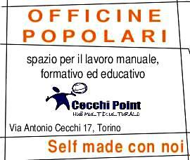 Officine Popolari, Cecchi point
