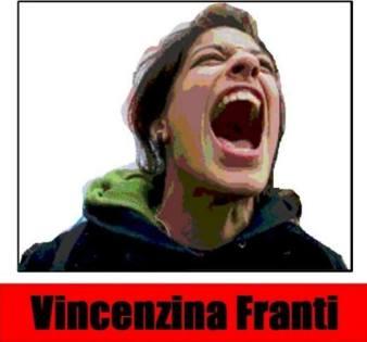 Vicenzina Franti Operaia punk