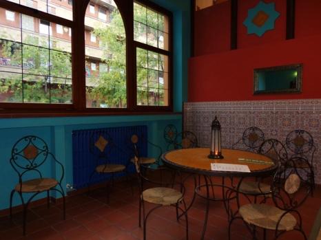 Caffetteria del Dar Al Hikma