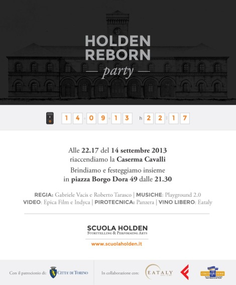 Holden Reborn Party
