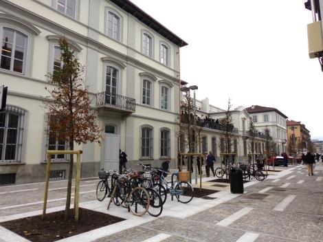 Nuova sede IAAD: via Pisa