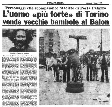 Stampa Sera 04/06/1980