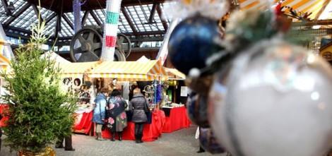 Foto: Mercatino di Natale Torino