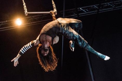 Vladimir trapezista di Vertigo Jam Session - 27 aprile