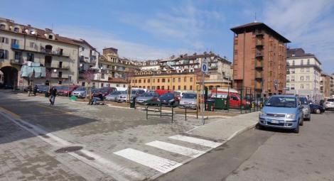 Riqualificazione piazza don alberaa