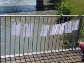 poesie sul ponte
